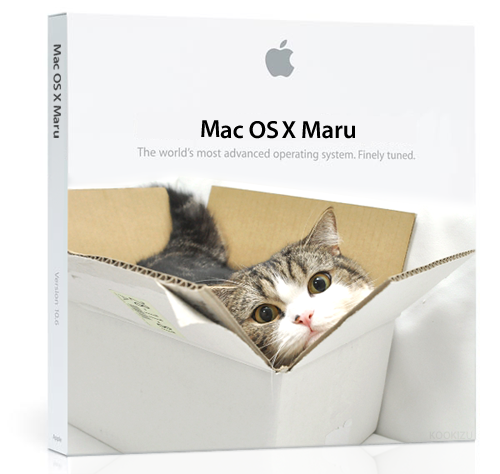 Mac OS X Lion - Packshot