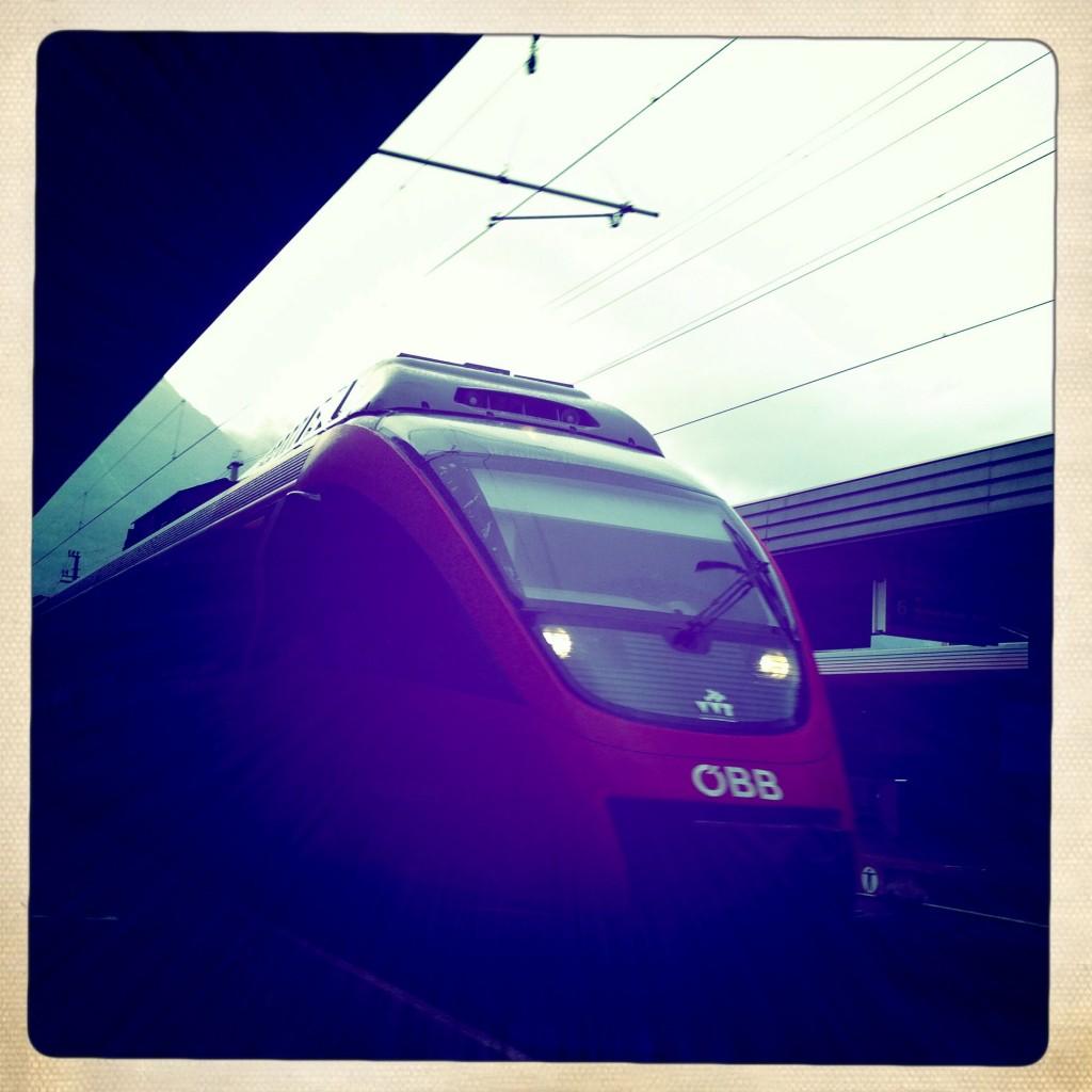 ÖBB Bahnhof Innsbruck