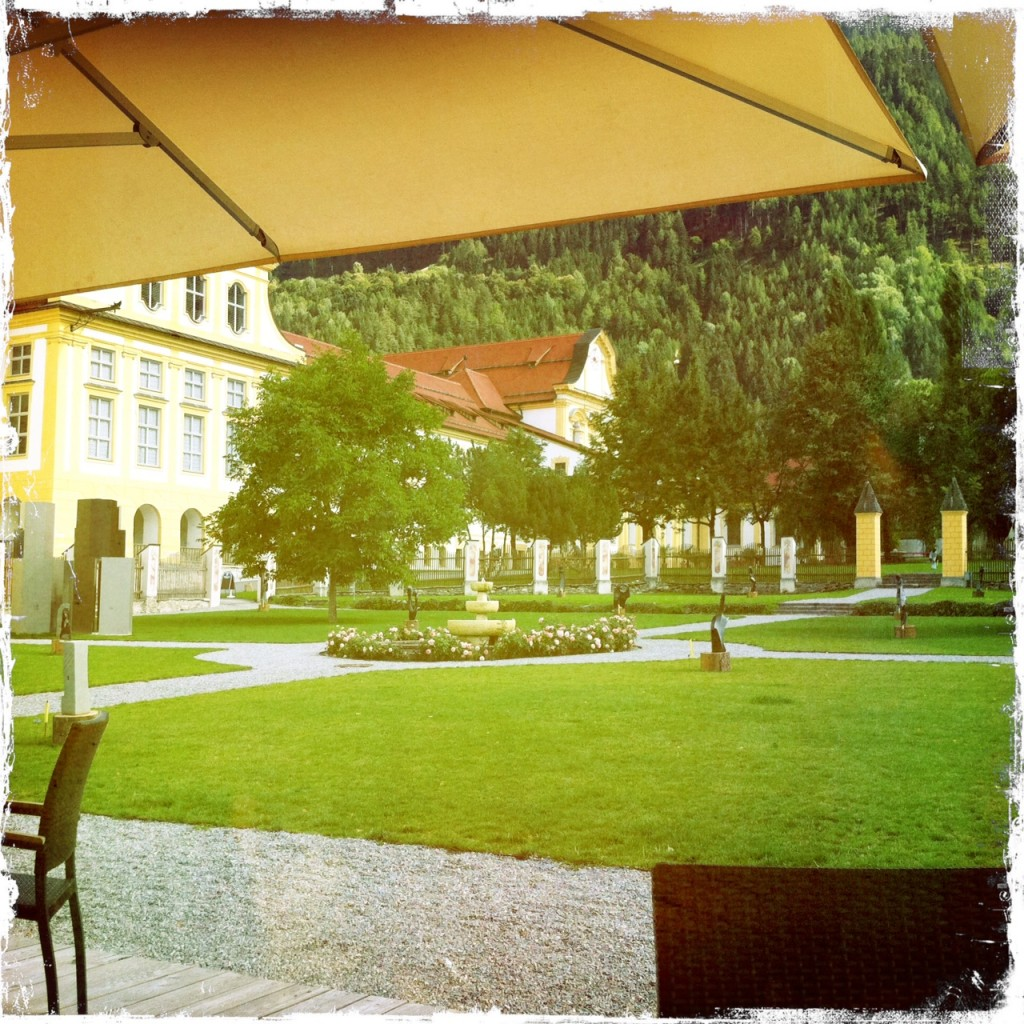 Park im Stift Stams
