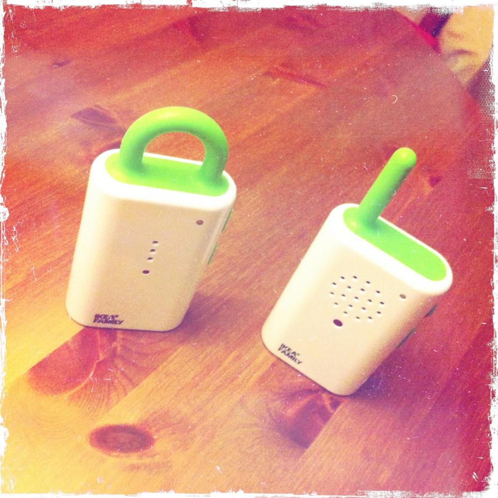 Ikea-Babyphone