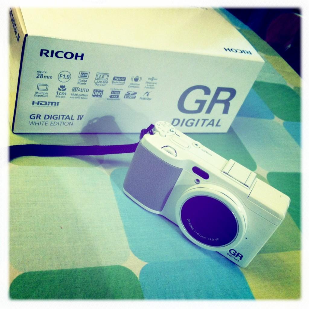 Ricoh GRD IV