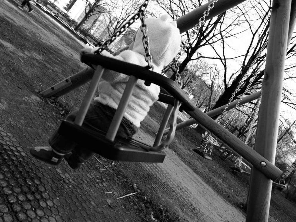 Am Spielplatz