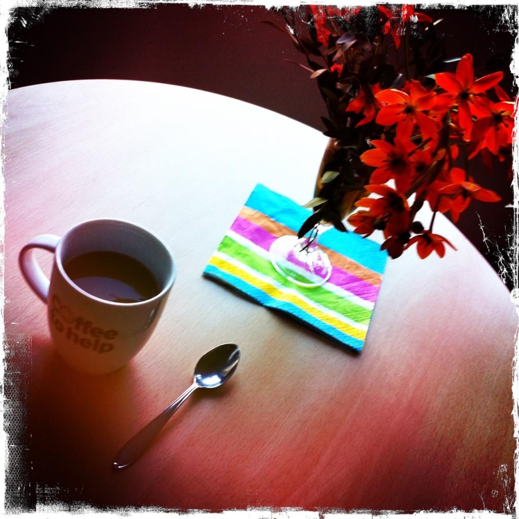 Freitagmorgenkaffee
