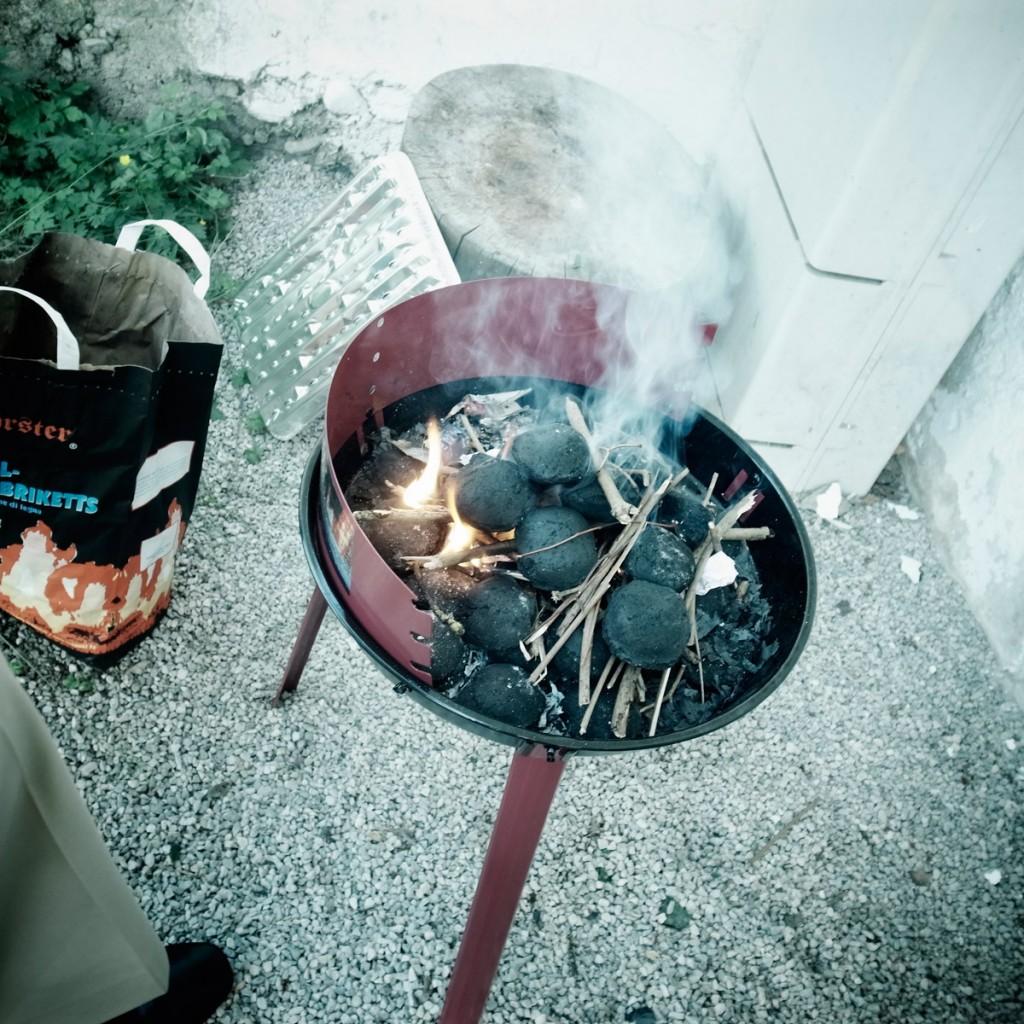 Mit dem Feuer spielt man nicht!!