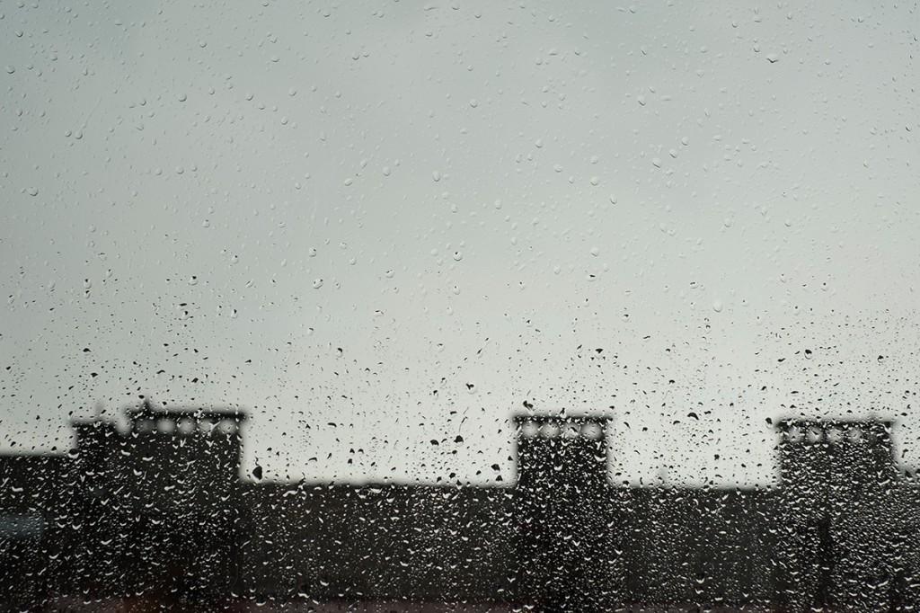 Grau in Grau - Zeit die Gummistiefel zu suchen