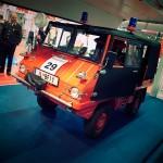 Auch für kleine Feuerwehrleute gibt es Fahrzeuge