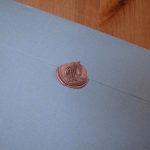 Der geheimnisvolle Brief mit Siegel