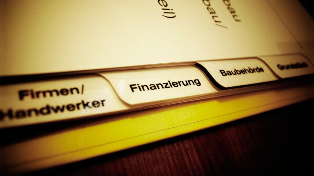 Finanzierung