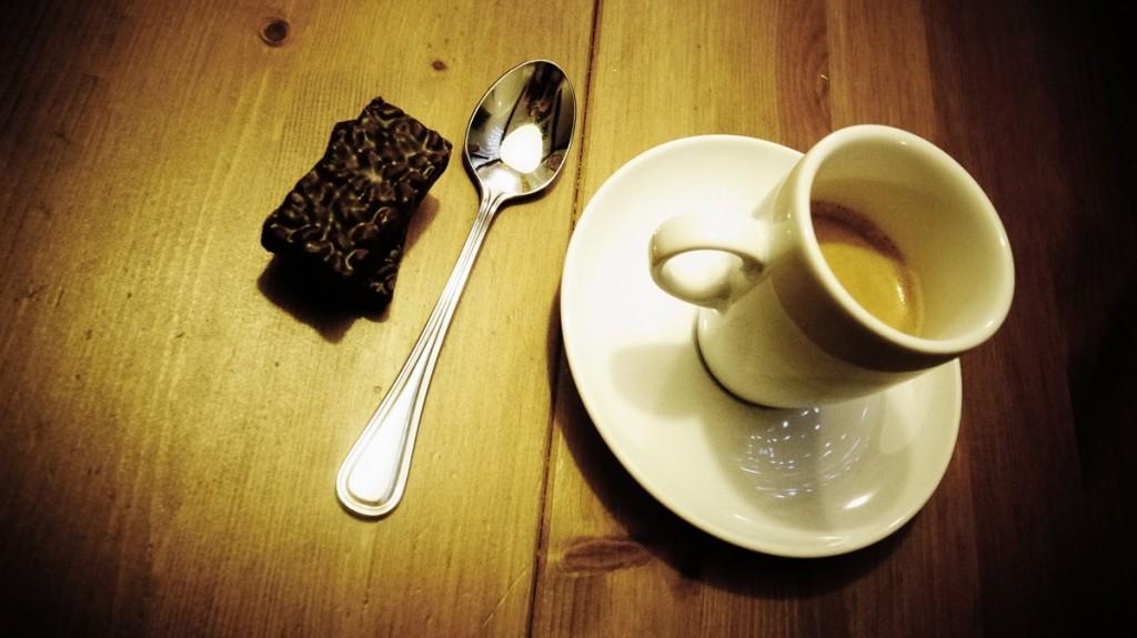 Freitagsmorgenkaffee