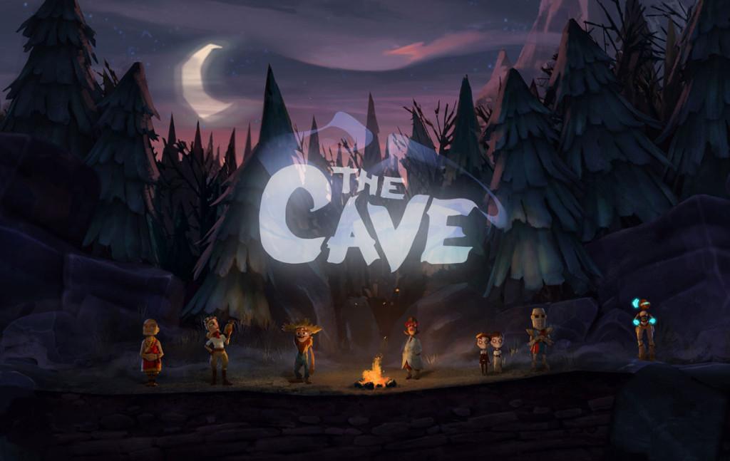 sega und the cave
