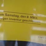 Inventur in Gmund