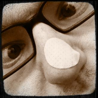 Nasenpflaster