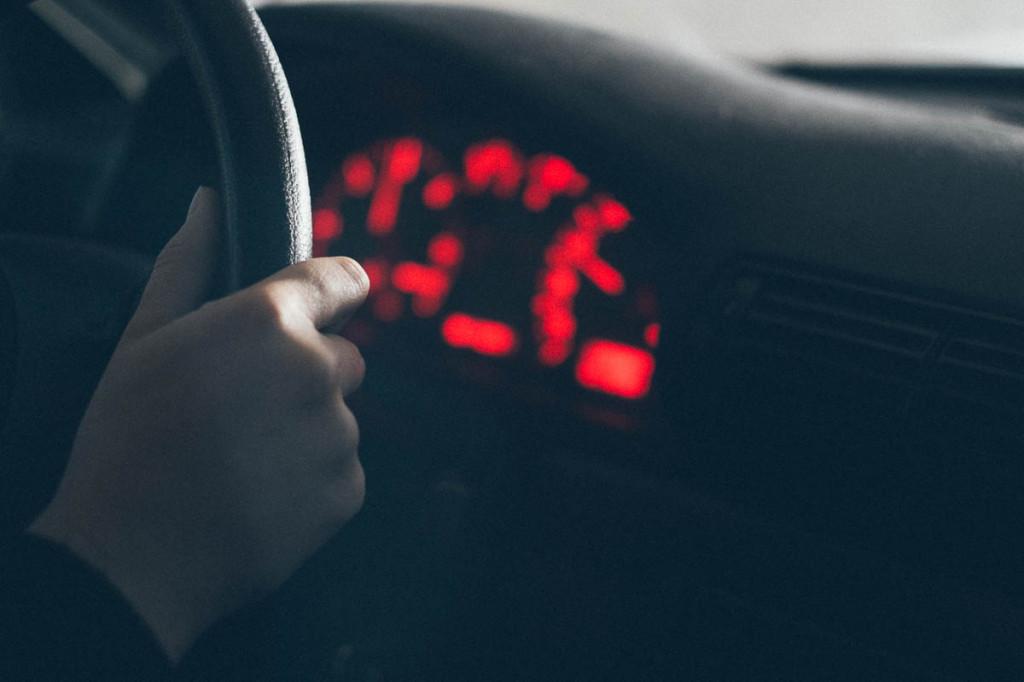 Luxus: Bin wieder Beifahrer ;-)