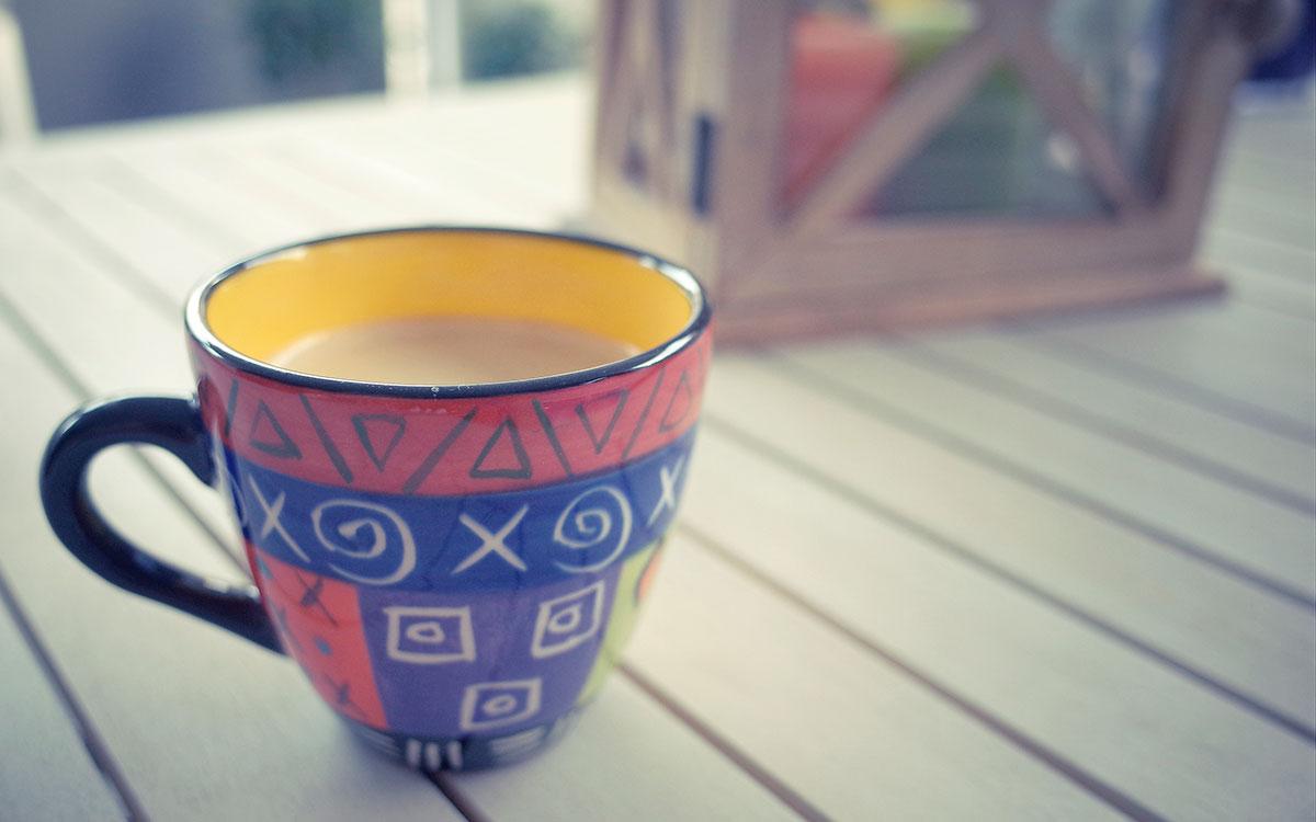 Kaffee ohne Zucker